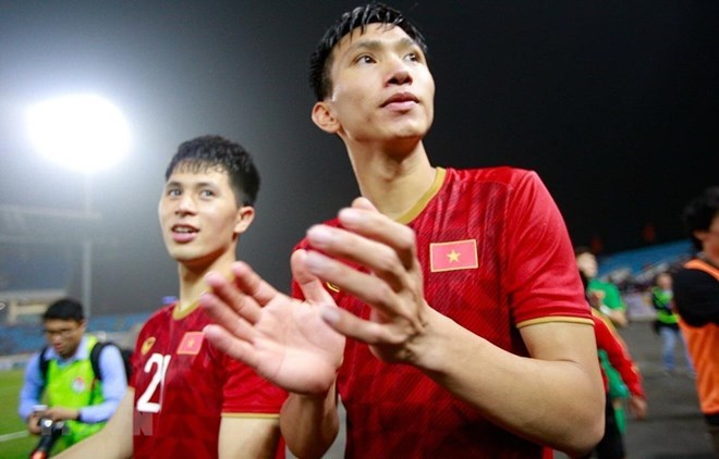 Vietnam's U22 football team elevated to higher pot of 30th SEA Games