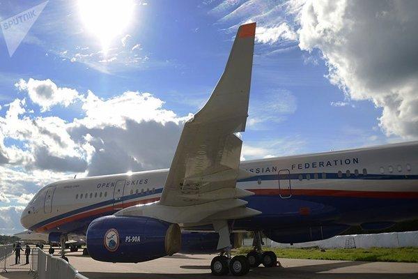 Phi cơ trinh sát Nga sẽ bay trên bầu trời Mỹ