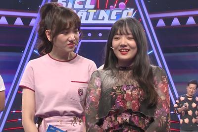 Hari Won tranh cãi, thẳng tay úp bột lên đầu em gái út