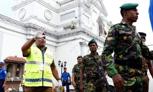 khủng bố Sri Lanka,Sri Lanka,đánh bom