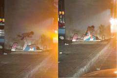 Sự thật bức ảnh mẹ con vô gia cư nằm dưới gầm cầu 'gây bão' mạng