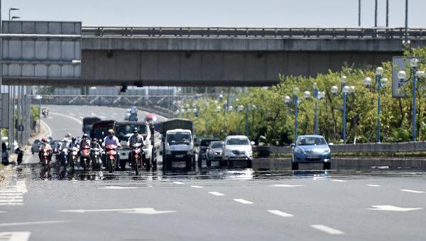 Scorching heat attacks Vietnam