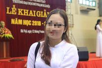 Bất ngờ về thân thế của nữ thủ khoa trường Đại học Sư phạm Hà Nội được nâng điểm