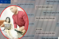 Chồng cô giáo vào nhà nghỉ 'chữa sốt rét' với đồng nghiệp công bố tin nhắn sốc