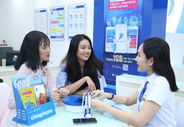 Chuyển mạng giữ số: Vì sao nhiều khách chuyển đến VinaPhone?
