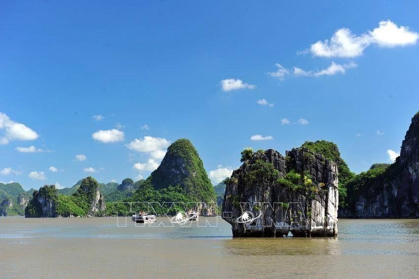 Ha Long Bay's beauty through the lens