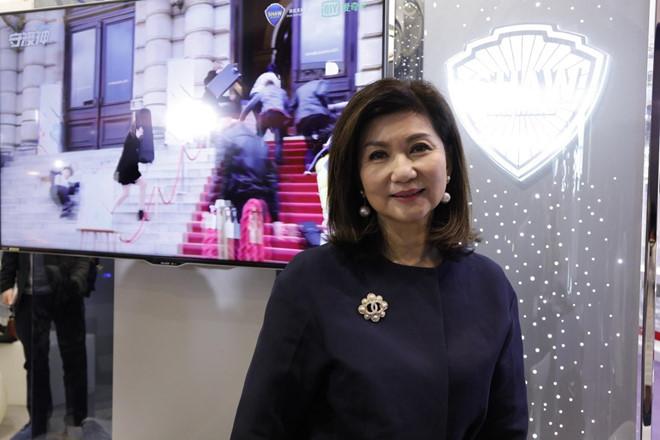 Huỳnh Tâm Dĩnh,Hứa Chí An,TVB,Sao Hoa ngữ