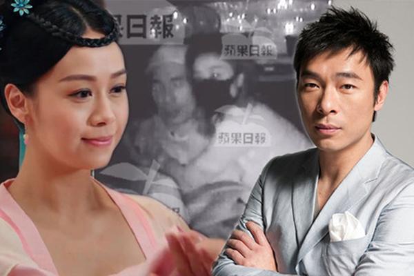 Á hậu Hong Kong lén lút cặp kè hai người khác ngoài Hứa Chí An