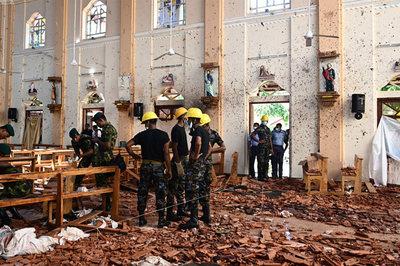 Cảnh báo ớn lạnh của Bộ Ngoại giao Mỹ về khủng bố ở Sri Lanka