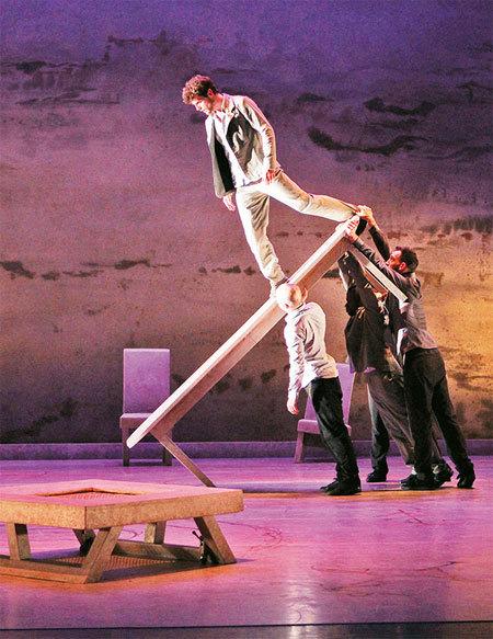 "Choreographer Sebastien Ly: ""Dance is a mission'"
