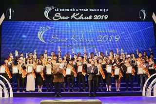94 IT products, services receive Vietnam's Sao Khue Awards 2019