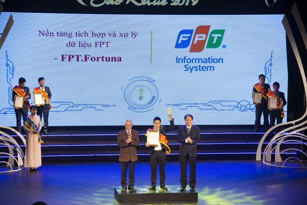 FPT giành 8 giải Sao Khuê 2019