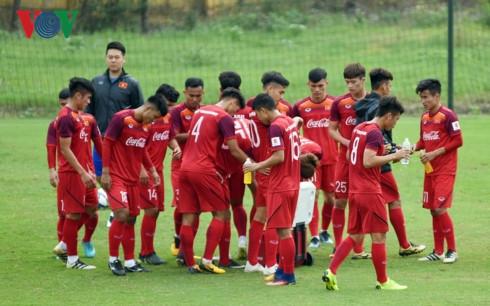 Vietnam among third seeds ahead of SEA Games 2019