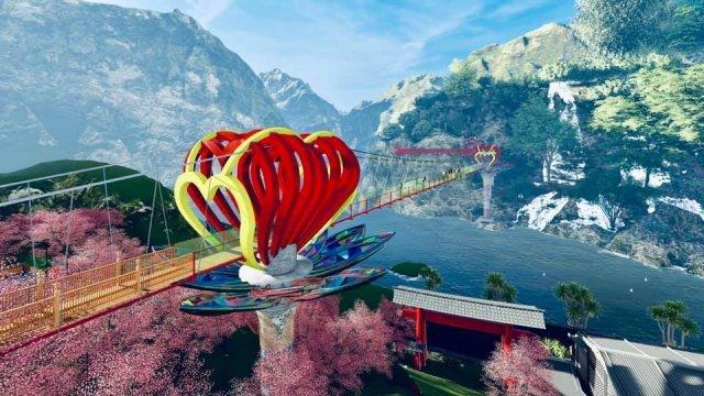 First glass bridge in Vietnam to open soon