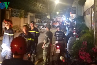 One killed in Vung Tau explosion