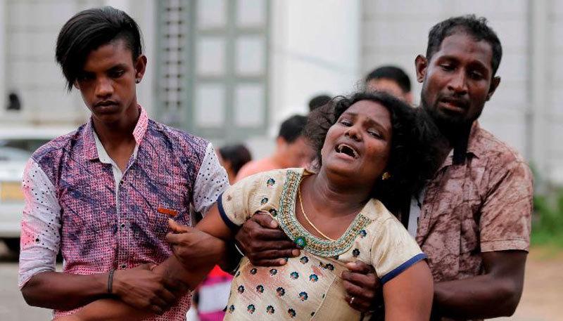 Sri Lanka chỉ mặt thủ phạm loạt vụ khủng bố ghê rợn