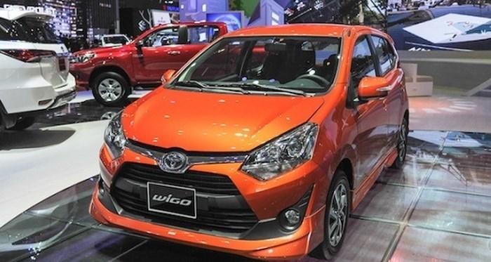 ô tô nhập khẩu,xe nhập khẩu,ô tô Thái Lan,ô tô Indonesia