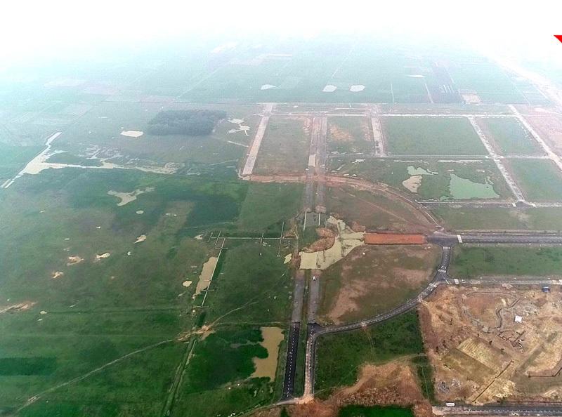 Hà Nội ngàn tỷ chôn vùi: Đau lòng siêu đô thị chỉ để nuôi vịt, thả bò