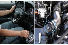 Ô tô hay bị òa ga mùa nắng nóng - quá nguy hiểm nếu tài xế bỏ qua