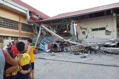 Động đất mạnh tấn công Philippines, 5 người thiệt mạng