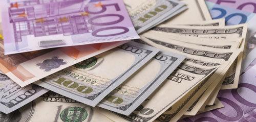 Tỷ giá ngoại tệ ngày 24/4: USD leo thang, Euro giảm