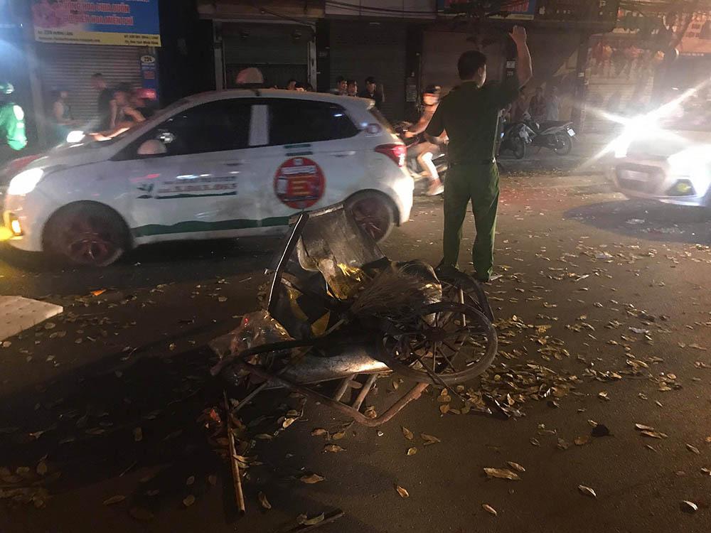 tai nạn giao thông,tai nạn,tai nạn chết người,tại nạn liên hoàn,Hà Nội