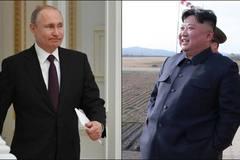 Báo chí Triều Tiên xác nhận Kim Jong Un sẽ thăm Nga