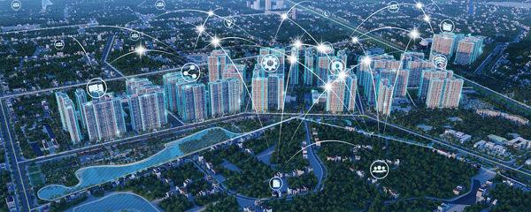 Ra mắt đại đô thị thông minh Vinhomes Smart City
