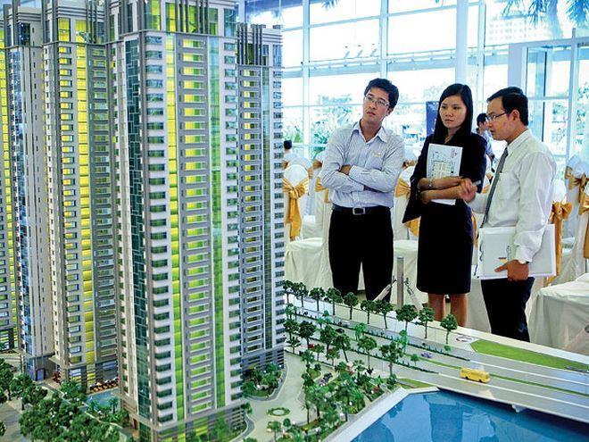 dự án thế chấp ngân hàng,thị trường bất động sản,căn hộ chung cư