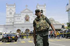 Sri Lanka trao đặc quyền cho quân đội, Interpol- Mỹ giúp điều tra khủng bố