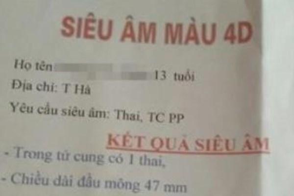 Lào Cai: Thầy giáo bị tố làm nữ sinh lớp 8 mang thai