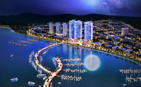 Đòn bẩy cho bất động sản nghỉ dưỡng Nha Trang