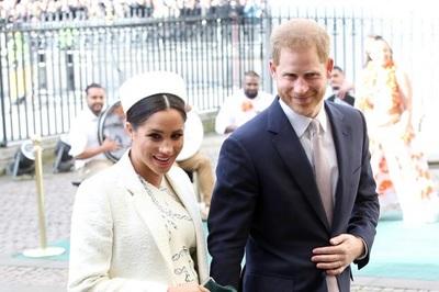 Hoàng tử Harry và Meghan Markle có thể chuyển đi châu Phi sau khi đẻ con