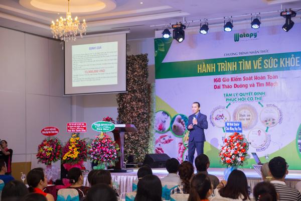 WATAPY - Máy tạo nước ion kiềm tươi cho người Việt