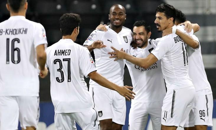 Xavi lập 2 siêu phẩm sút phạt ở AFC Champions League