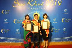 BIDV giành 3 giải Sao Khuê 2019
