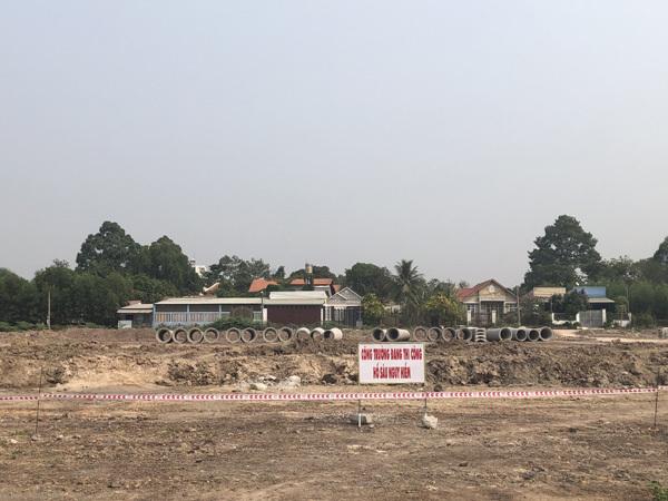 Gần ngày khởi công, đất quanh sân bay Long Thành tăng mạnh