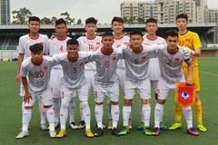 Vietnam finish second at Hong Kong U18 Football Tournament