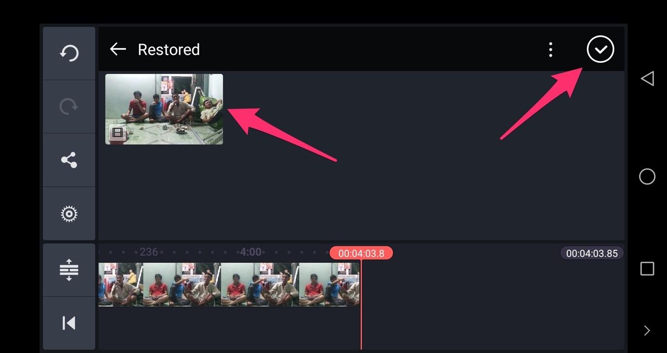 Chỉnh sửa video trên Android bằng ứng dụng miễn phí Kinemaster