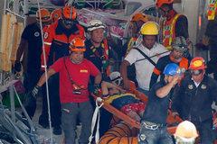 Động đất mạnh lại tấn công Philippines