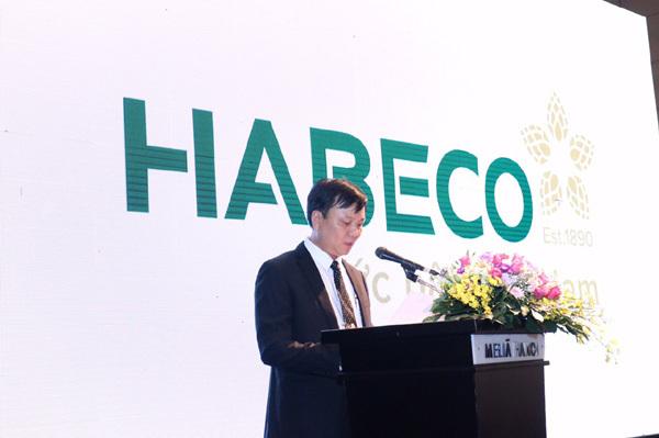 Habeco thay đổi nhận diện thương hiệu