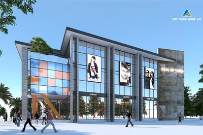 Khởi công xây dựng Trung tâm Thương mại Xuân An Plaza
