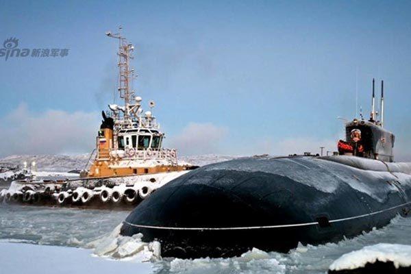 Nga,Hạm đội Thái Bình Dương,tàu chiến,khu trục hạm,tàu ngầm,hải quân