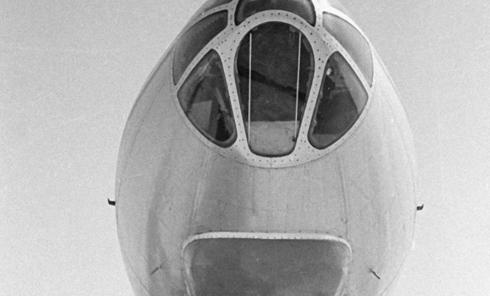 Tu-104,máy bay chở khách,Liên Xô