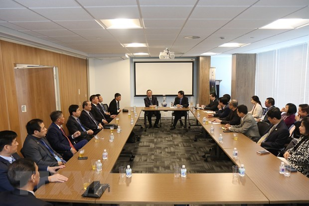 Bộ trưởng Tô Lâm thăm chính thức Hoa Kỳ