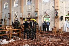 Khủng bố ở Sri Lanka là để 'trả thù vụ Christchurch'