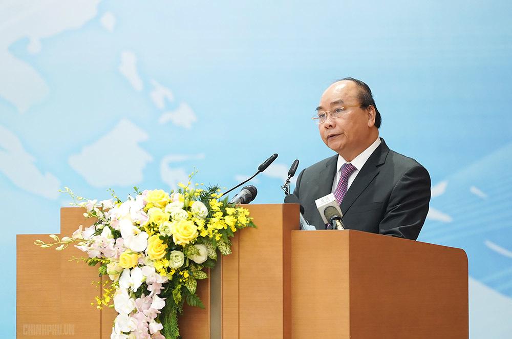 Thủ tướng Nguyễn Xuân Phúc,Nguyễn Xuân Phúc,hội nhập quốc tế