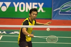 Tien Minh, Momota in same half of Asia Badminton Championships draw