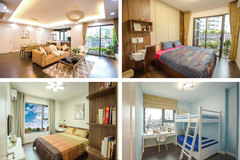 Cơ hội sở hữu căn hộ 3 phòng ngủ giá 'vừa túi'