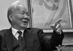 Tổng bí thư, Chủ tịch nước làm Trưởng ban lễ tang Đại tướng Lê Đức Anh
